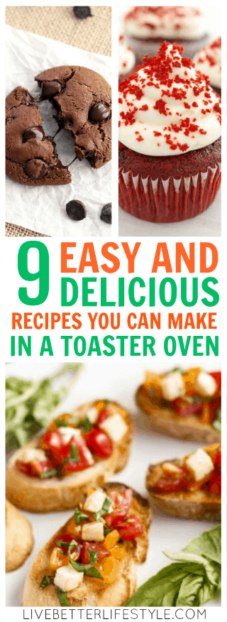 easy recipes to make in a toaster oven