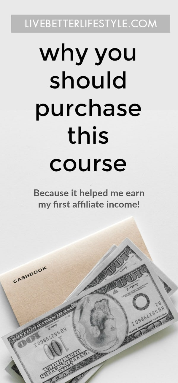 Making Sense of Affiliate Marketing Course review