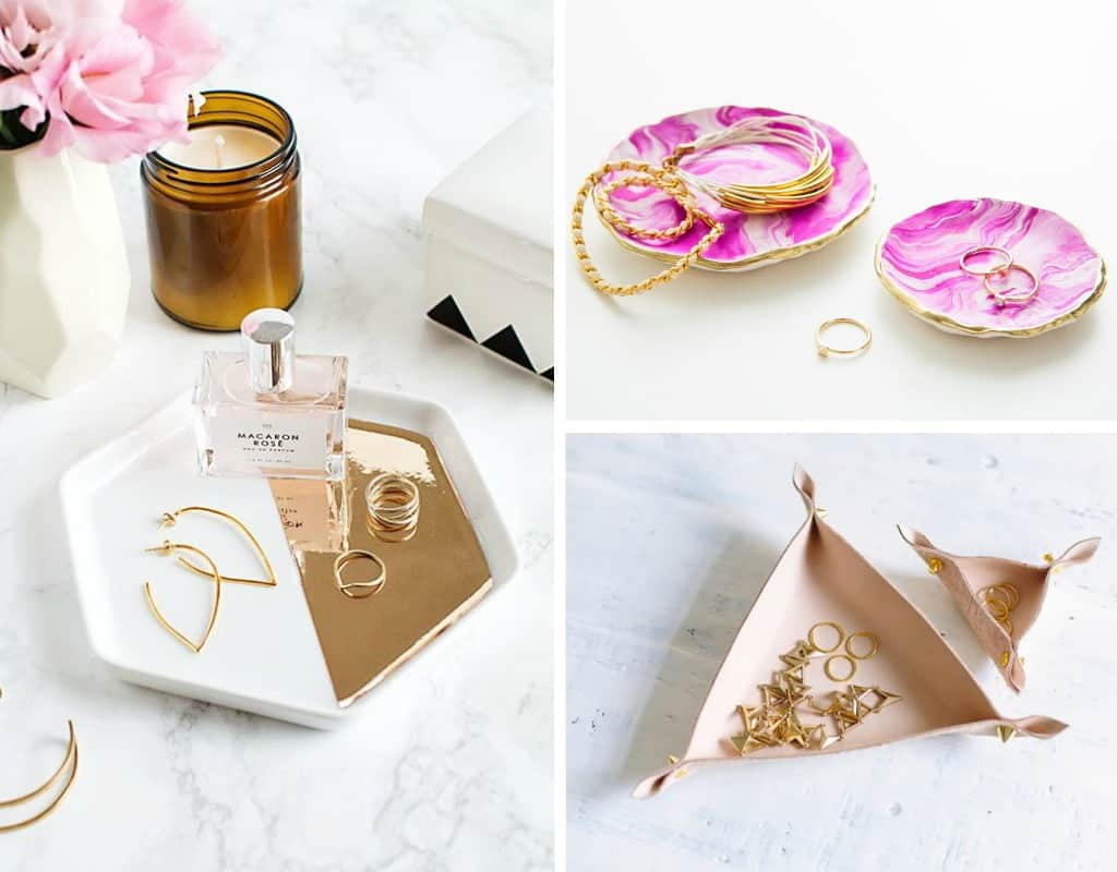 12 Super Easy and Beautiful DIY Jewellery Trays - Live Better Lifestyle
