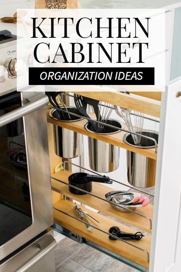 15 mind blowing kitchen cabinet organization ideas you ll regret not rh livebetterlifestyle com kitchen cabinet organising ideas kitchen cabinet organizing ideas pinterest