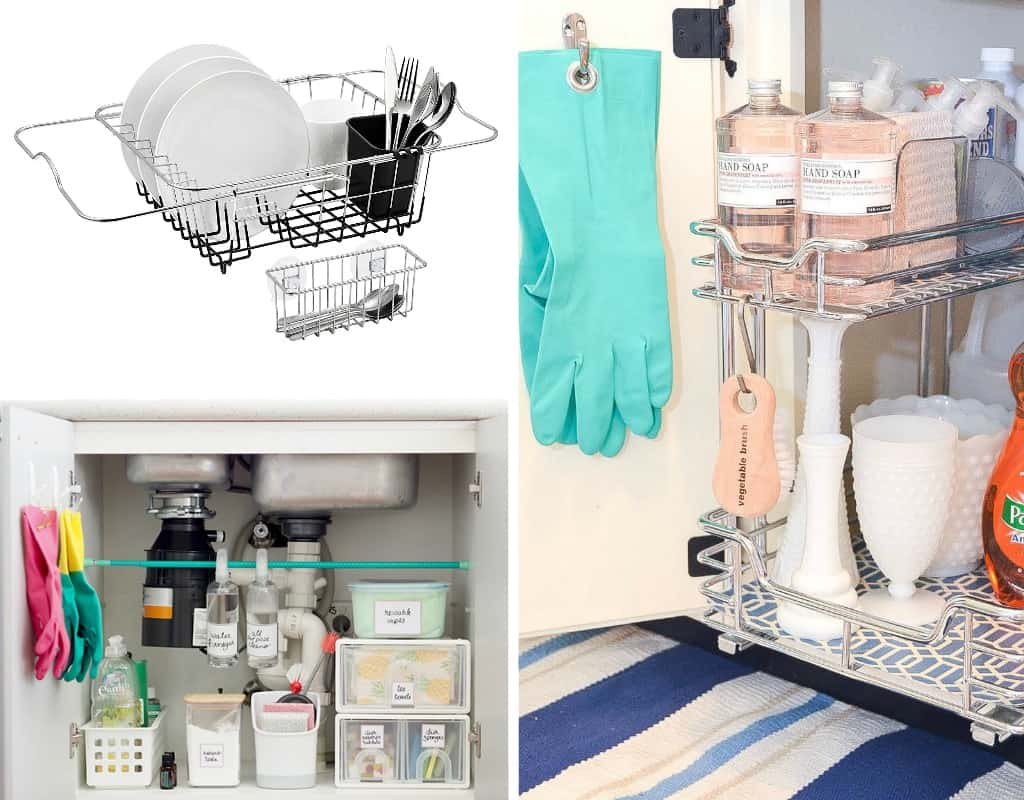 12 Amazing Kitchen Sink Organization Ideas Youu0027ll Regret Not Trying