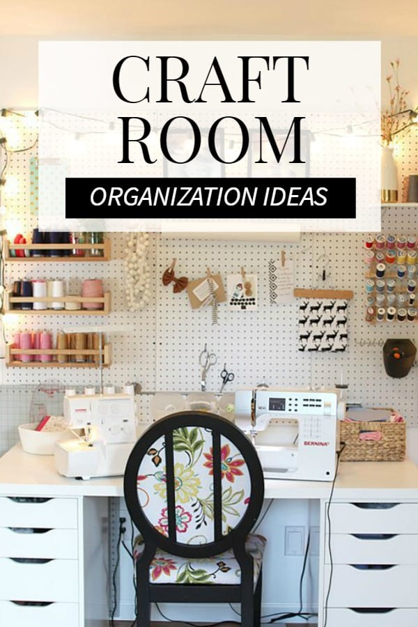 13 Life Changing Craft Room Organization Ideas Live Better Lifestyle