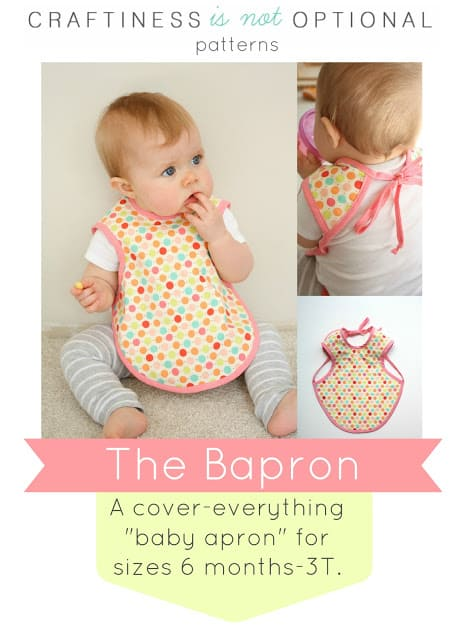 Easy Sewing Projects for Baby