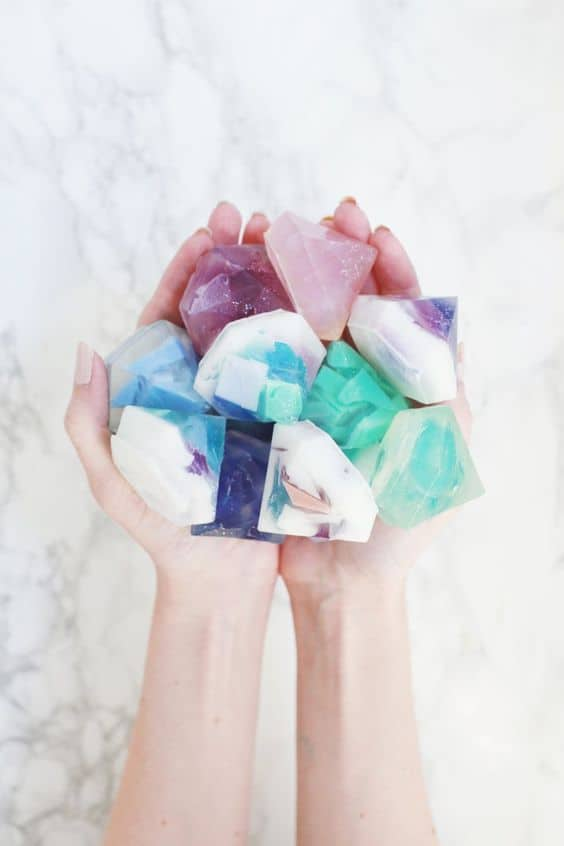 Easy DIY Magical Bath Recipes