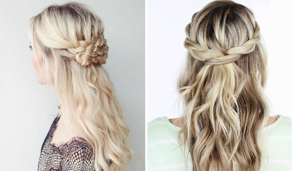 10 Easy Braided Hairstyles For A Party Live Better Lifestyle